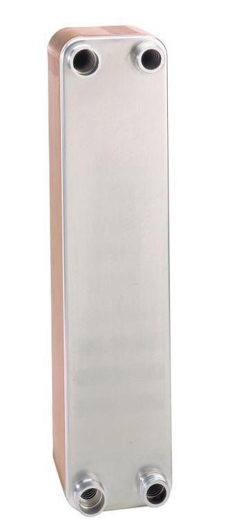 Fero Wasser und Wärme GmbH - Gelötete Plattenwärmetauscher